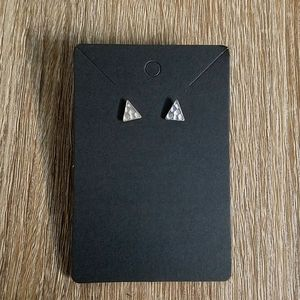 💎 4 for $10 Triangle Earrings